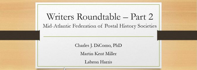 Writers Roundtable – Part 2